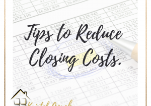 Reducing Closing Costs (1)